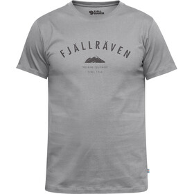 Fjällräven Trekking Equipment Camiseta Hombre, shark grey